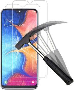 Verre Trempé pour Samsung Galaxy A10E,Film Protection écran Dureté 9H
