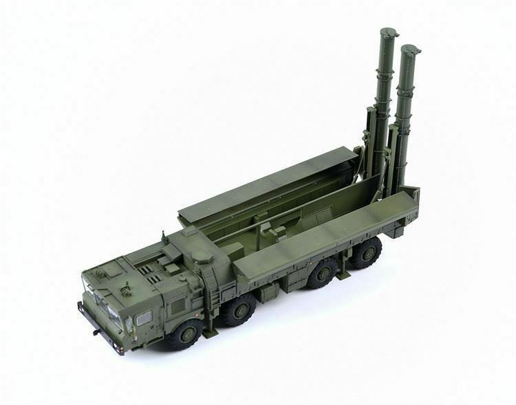Modelcollect 1 72 Russian MZKT Tractor with 9K720 Iskander-K Missile,  AS72128
