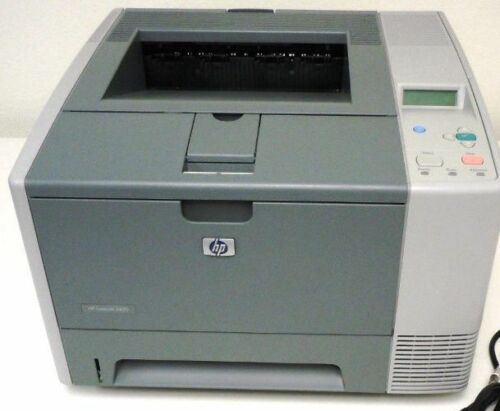 HP LaserJet 2420dn Workgroup Laser Printer