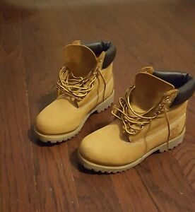 timberland boots youth size 4.5
