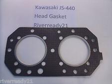 New NOS Genuine Kawasaki Cylinder Head Gasket JS 440   11004-3711