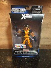 2014 Marvel Legends X-men Jubilee BAF Series Wolverine 6 Inch Figure Very RARE