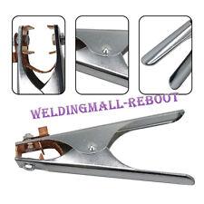 300a Welding Earth Ground Clamp Mig Tig E Hand Welder Cutter Clip Copper Alloy