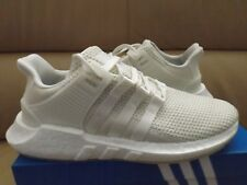 size 40 391bc 7cee9 Adidas EQT Support 93 17 Men s Shoes Size 10 Boost Off White Cream BZ0586  NEW
