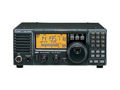 Icom Ic 718 Radio Transceiver For Sale Online Ebay