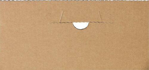 Maxi 12 Pollici Molto Nuovo 80 st Premium LP Scatole Spedizione per 1-3 Vinile