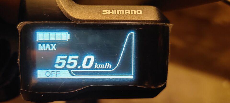Elcykel-udstyr, speed unlocker