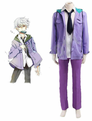 Details about  / Hot! The Future Diary Akise Aru Cosplay Costume Cos Cloth Halloween HH@