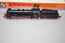 Arnold 2540 Dampflok Baureihe 18 408 DB Spur N OVP