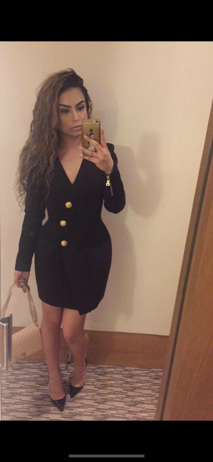 Balmain Blazer Dress Size 38
