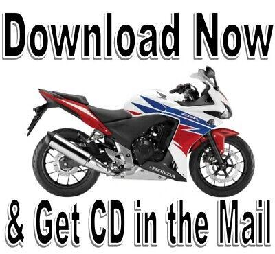 Haynes Manual CB500F,CB500X,CBR500R 2013-2015 Each