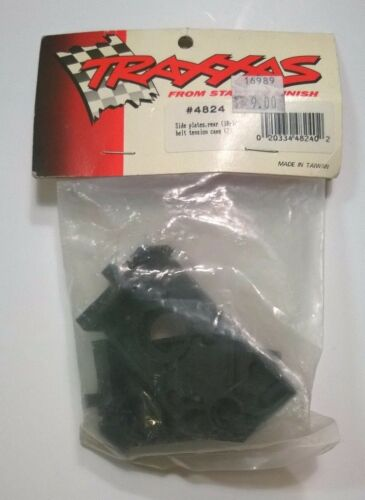 TRAXXAS Rear Side Plates NEW RC Part # 4824