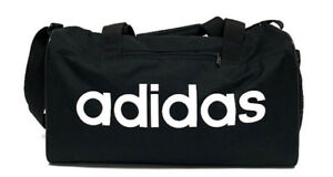 adidas Training Linear Core Duffle Bag XS Outdoor Fitness Soccer ... ed0a19875283a