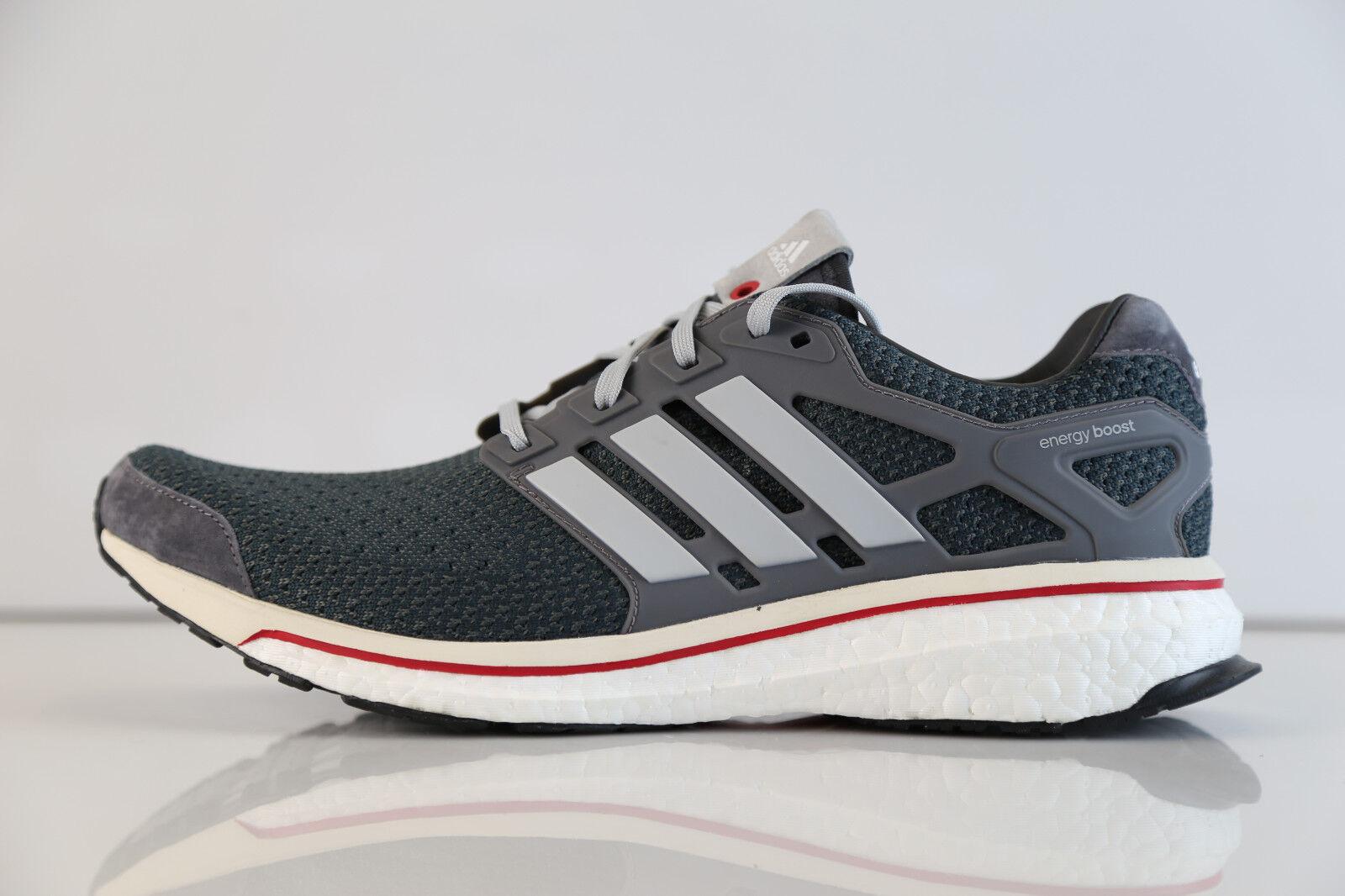 Adidas Consortium Energy Boost Run Thru Time Grey S81135 8.5 11.5 pk ultra