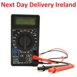 DT-830D-LCD-Digital-Multimeter-AC-DC-750-1000V-Amp-Volt-Ohm-Tester-Meter-New