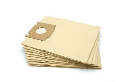 Tonixo 10x Sacchetti di polvere carta per Rowenta Z 723 Z 727 Spongo