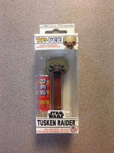 Funko Pop Pez Star Wars TUSKEN RAIDER   * Mint in Box