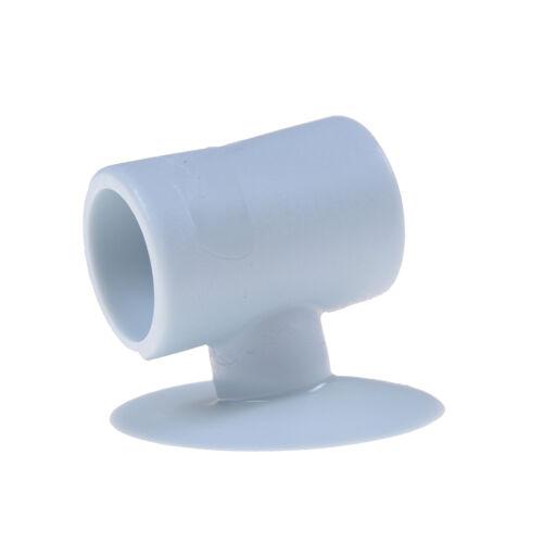 Adhesive Wall Protectors Door Handle Crash Pad Bumper Guards Stopper Rubber  LD