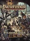 Pathfinder Roleplaying Game: Villain Codex by Jason Bulmahn (Hardback, 2016)