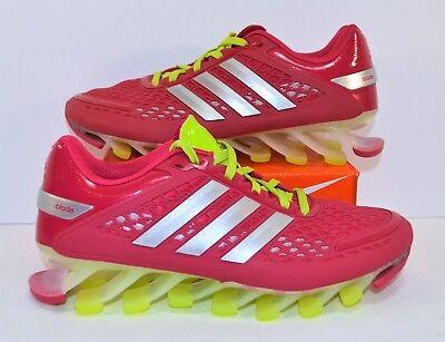 Adidas Springblade Razor Berry & Lime Youth Running Shoe Sz 5Y NEW M20248 RARE 887383579916 | eBay