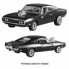 Hot Wheels Elite ~ Fast and Furious ~ 1970 Dodge Charger ~ 1:43 Scale by Mattel
