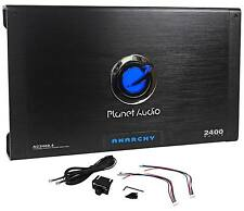 New Planet Audio Anarchy AC2400.4 2400 Watt 4 Channel Car Amplifier Amp + Remote