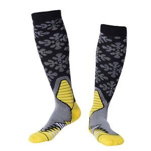 High Compression Socks Sport Running Stretch Splints Football Athletic 8SJ