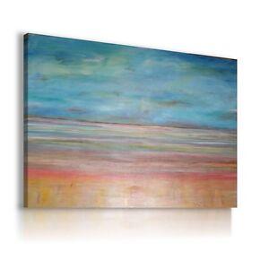 SILENCE-SEA-OCEAN-BEACH-View-Canvas-Wall-Art-Picture-Large-SIZES-L264-MATAGA