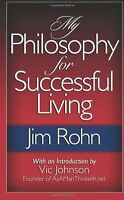 My Philosophy For Successful Living By Jim Rohn, (paperback), No Dream Too Big L on sale