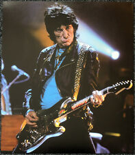 THE ROLLING STONES POSTER PAGE A BIGGER BANG CONCERT RON WOOD . Y121