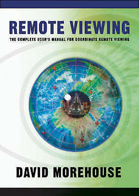 (Very Good)1591792398 Remote Viewing: The Complete User's Manual for Coordinate