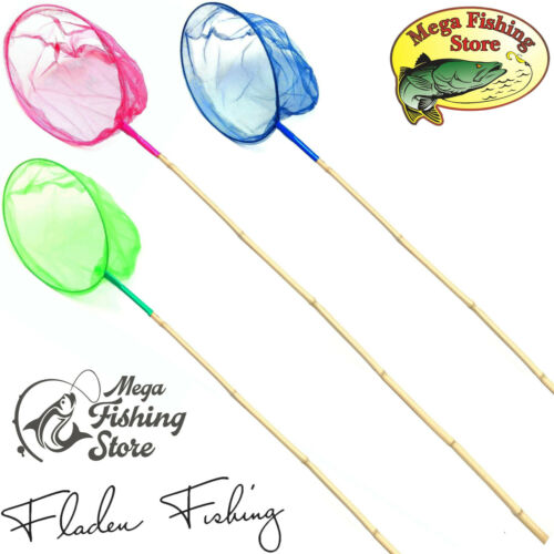 Mega Fishing Kinderkescher Blau Grün Kinder Kescher Pink Strandkescher