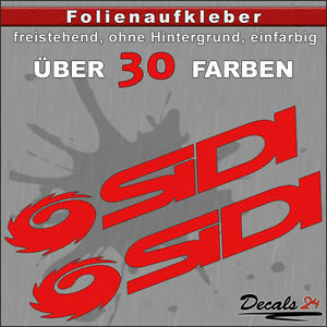 2er-SET-SIDI-Sponsoren-Folienaufkleber-Auto-Motorrad-30-Farben-12cm