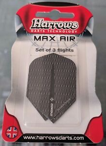 Ailettes de fl/échettes HARROWS Max Air 1801