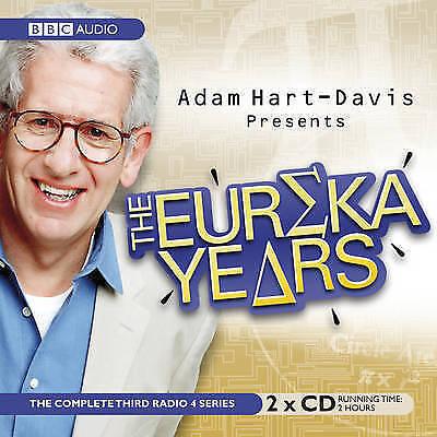 1 of 1 - Adam Hart-Davis Presents the Eureka Years by Adam Hart-Davis (CD-Audio, 2007)