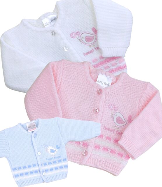 266abe4b57ed BabyPrem Baby Clothes Premature Tiny Baby Girls Boys Cardigan Cardie ...