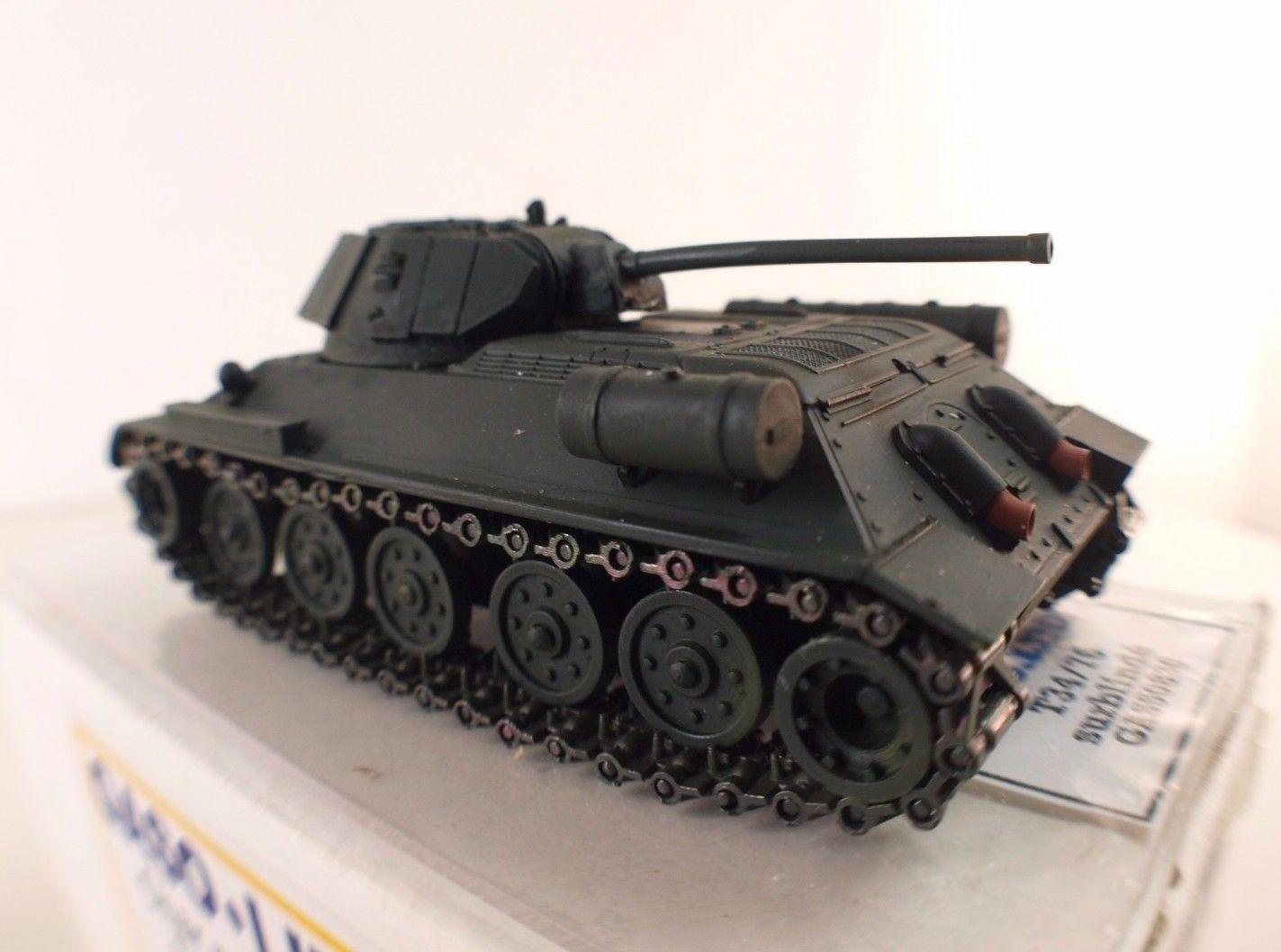GASO.LINE GAS50830M GAS50830M GAS50830M Char moyen russe T34/76 Zavod 27 1942 tank neuf boite mint | Le Moins Cher  bf744f