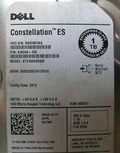 Dell-1TB-7-2K-RPM-6Gbps-3-5-034-SAS-Hard-Drive-HDD-ST31000424SS-9JX244-150-0U738K