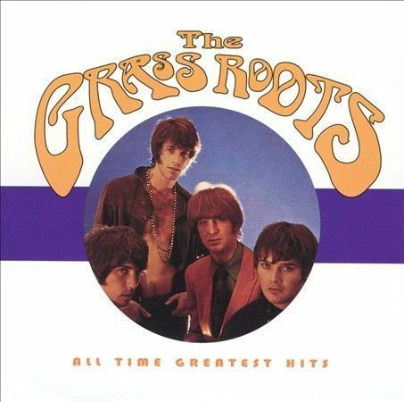 1 of 1 - The Grass Roots - All Time Greatest Hits
