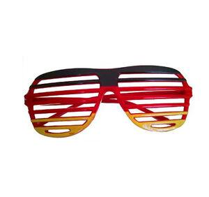 Hell 3 X Atzenbrille Shutter Shades Atze Wm Brille Party Sonstige