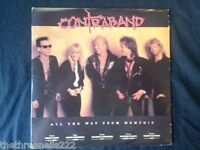 """VINYL 7"""" SINGLE - ALL THE WAY FROM MEMPHIS - CONTRABAND - EM195"""