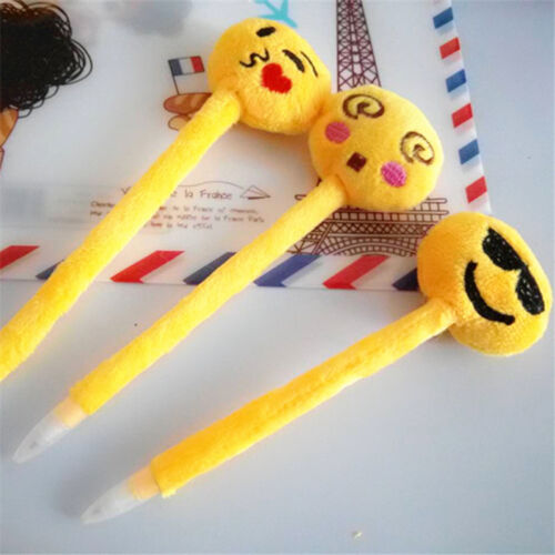 1 PCS Creative Cute Ball Point Pens Ballpoint Pen Stationery Student Pen