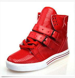 Baskets Hautes Athletic Respirantes Mens Ske15 Chaussures Boucles Bottes Respirantes xqH6nRg