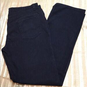 Taille Hommes 38x34 Jeans Noir Freeworld SgwqPUxP