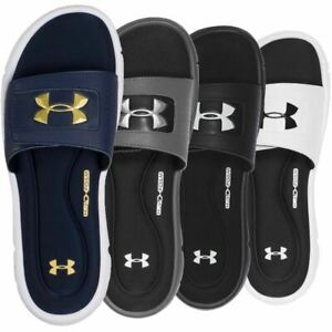 eebe47c4b0d9 Image is loading Under-Armour-Boy-039-s-Ignite-V-Slide-