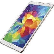 Samsung Galaxy Tab S SM-T700 16GB, Wi-Fi, 8.4in - Dazzling White (Latest Model)