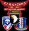 RAKKASANS-187TH-INFANTRY-REGIMENT-101ST-AIRBORNE-VINYL-LIGHTWEIGHT-POLO-SHIRT thumbnail 5