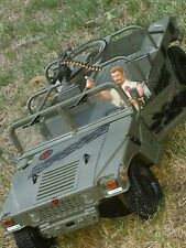 Vintage~GIJOE 1/6 vehicles lot 4 Huge trucks..Hasbro/21century toys <> RARE!!!!