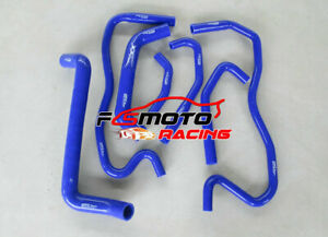 Silicone-Radiator-Heater-Hose-For-Holden-Commodore-VE-LS2-L98-SS-HSV-6-0-BLUE