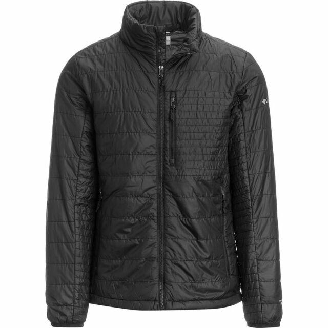 "New Mens Columbia /""Wilderness Trail/"" Omni-Heat Insulated Winter Jacket Coat"